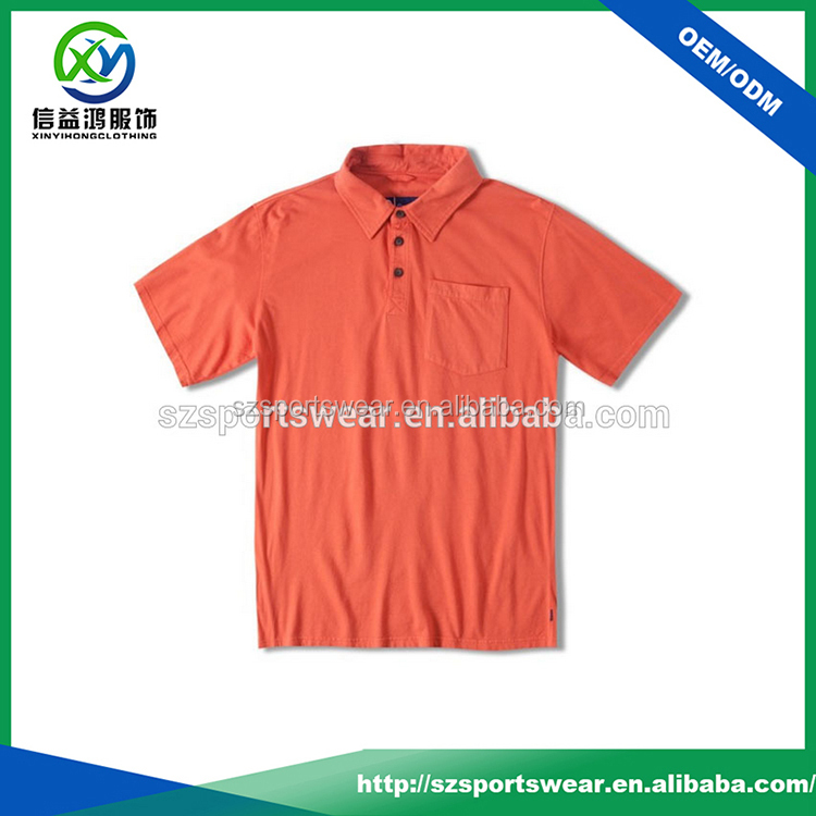 Custom Dry fit blank simple design Mens self fabric collar POLO t shirts