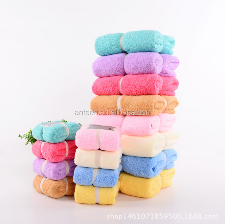 Japanese microfiber magic cleaning hair dressing microfiber polyester polyamide fabric cloth towel
