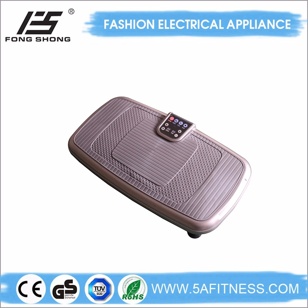 OEM Design Stronger Muscles Fat Burning Vibration Fitness Plate
