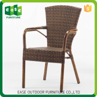 Factory Price Luxurious Patio Rattan Bar Chair