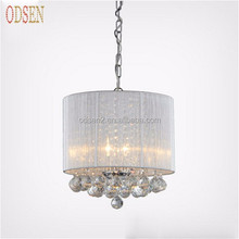 Best residential chandelier lights metal chain hanging chandelier for restaurant