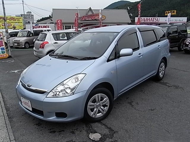 2003 TOYOTA Wish /UA-ZNE10G/ Used Car From Japan(100904144322)