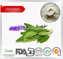 Best Price Chia Seed Extract, Sage Extract, Carnosic acid