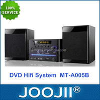 New Design FM Radio DVD Player Combo for Home Use