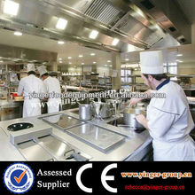Commercial Hotel Kitchen Equipment Project (restaurant equipment)