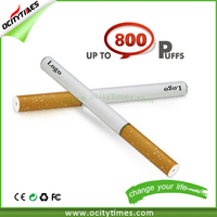 New Products no flame e cigarette refills, 800 puff e cigarette, disposable e cigarette 800 puffs