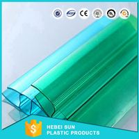 hot sale 6mm hollow skylight covers lowes polycarbonate panels roofing h profile