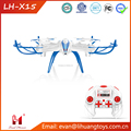 new design 2.4G 4CH 6axis gyro small size hexacopter drone with auto return