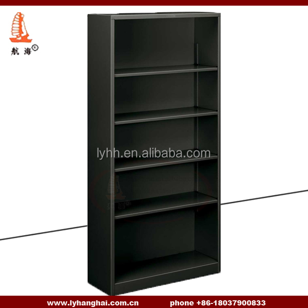 Metal Book Rack public relations Furniture Book store Liferature Stackable Storage Steel Bookcase