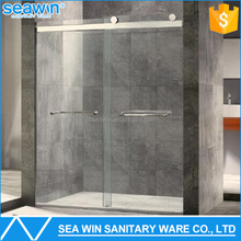 Wholesale china sliding door tempered glass shower screen