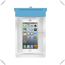 2014 newly design waterproof bag for mobile phone ,waterproof case ,waterproof plastic bag