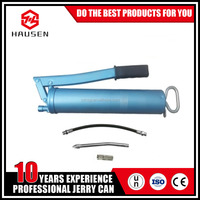 400CC hand high pressure oil pump grease gun