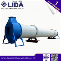 LIDA CHG2.0*12*1 good price Rotary Dryer Price with CE