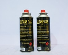 Usd refill Empty Butane Gas Cartridge ,Butane Gas Canister BBQ