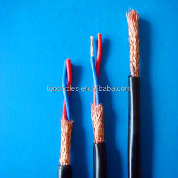 special shielded twist pair cable