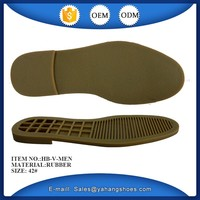 Fashion men gents formal casual shoes rubber sole without welt factory