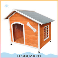 Cheap Outdoor Lucky Big Wooden Dog Kennel House Sale