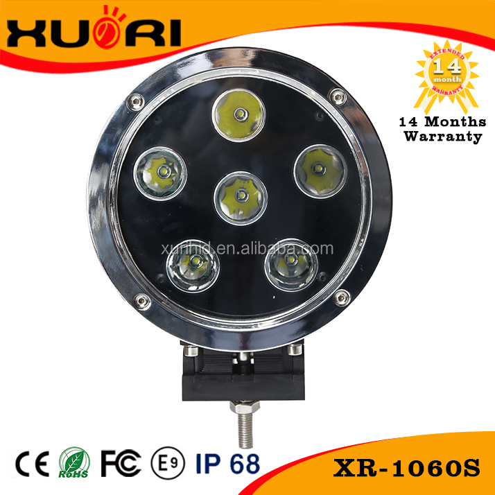 2016 new product Motorcycles 60w led driving lamp 4x4 led bar light for off road led working light