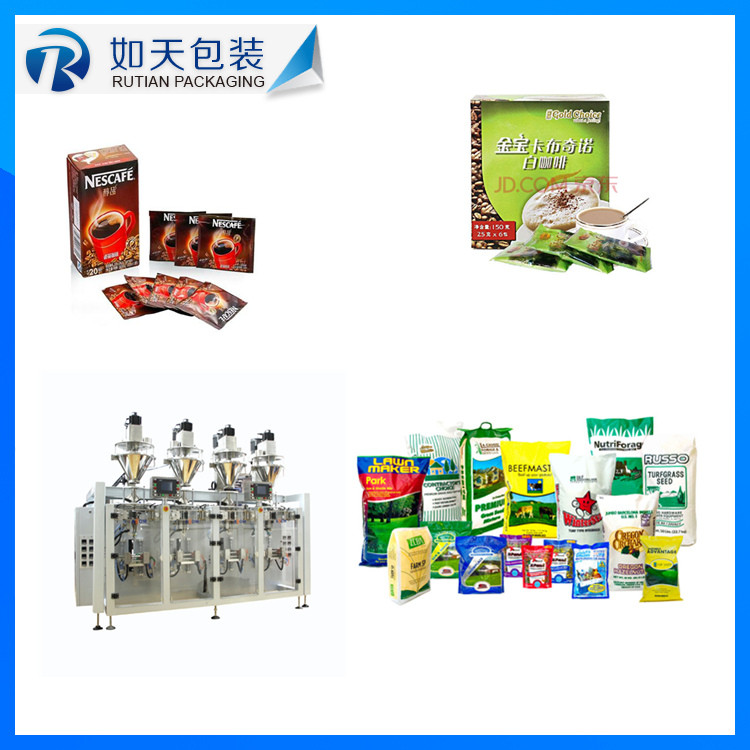 Economical Coffee Powder Sugar Salt Sachet Bag Packaging Machine