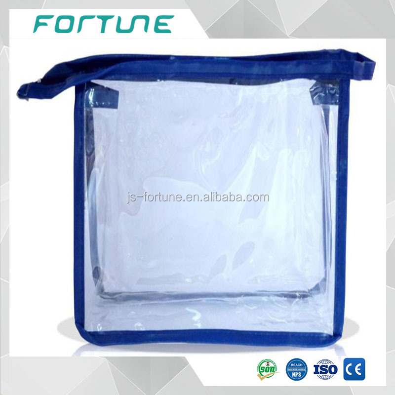 CHINA SUPPLIER AND SUPER CLEAR PVC FILM USED FOR BAGS