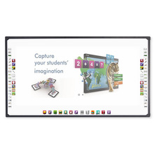 School supply no projector touch screen interactive whiteboard for smart classroom