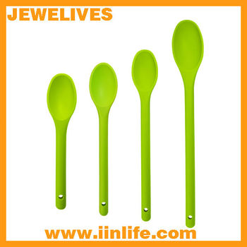 Bright Color silicone Kitchenware Sets