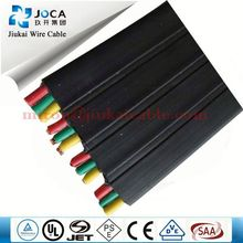 Distributed power cable for hotplate