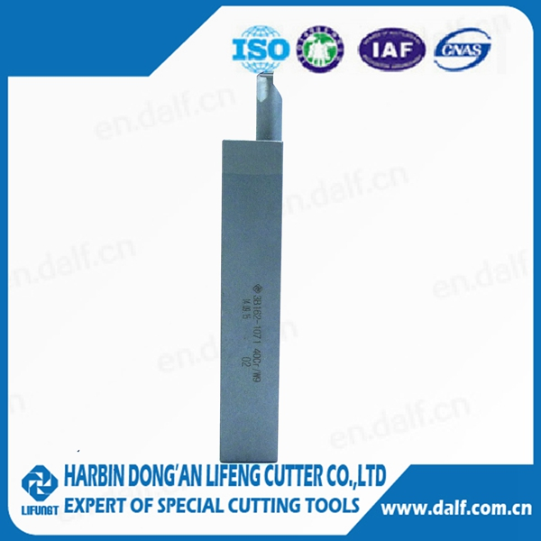 Low cutting friction high speed steel cnc lathe turning tools