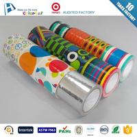 Multi-purpose colorful private label tape from Shanghai factory