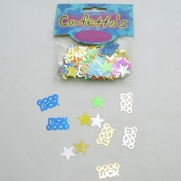 2015 Mix Colors Confetti in star Shape and Letters for Birthday and Anniversary