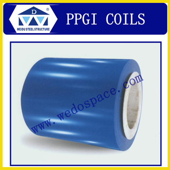Light steel color corrugated aluzinc steel coil the best price