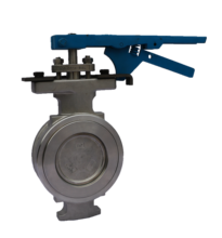 Wafer Type <strong>Stainless</strong> Steel Butterfly Valve