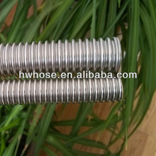 304 316L SS annular corrugated tubing flexible hose