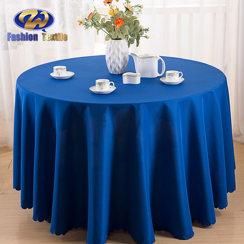 Hotel table cloth made in china