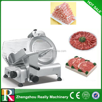 Hand cooked meat slicer/ manual meat slicing machines