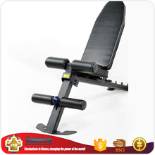 High Quality Abdominal Exercise Bench Ab Crunch Machine For Trade Show