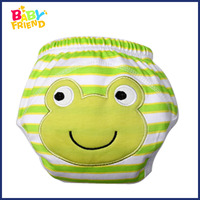 2015 New Minky Waterproof Reusable Cotton Potty Training Pants / Toddler Baby Training Pants