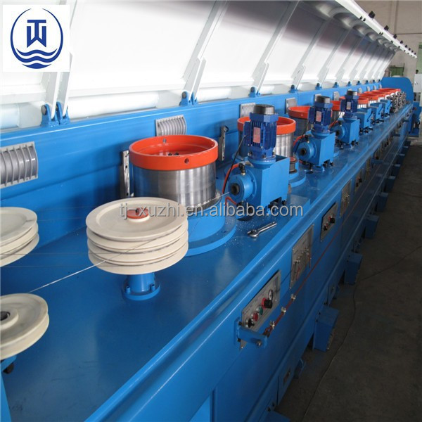 Machine brass edm wire drawing machine