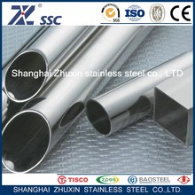 ASTM AISI JIS DIN EN Inox Welded Food Grade Sanitary 201 304 304L 316 316L 430 Stainless Steel Tube SS Pipe with Low Price