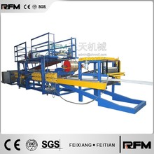 2015 feitian Automatic precast EPS concrete sandwich wall panel making machine/ production line