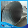 600mm diameter corrugated galvanized steel concrete culvert pipe