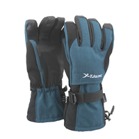 New Design Customized Hipora Insert Waterproof Men Ski Gloves