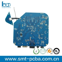 china manufacturer of pcb and pcba electric car kit for smart car printed circuit boards