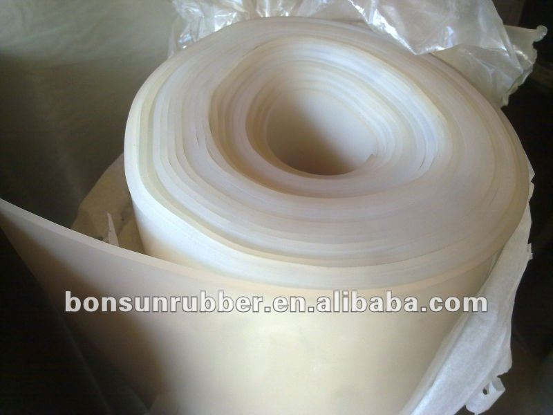 Commercial Grade Silicone Rubber Sheet