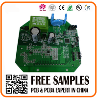 pcb pcba production with CE ROHS