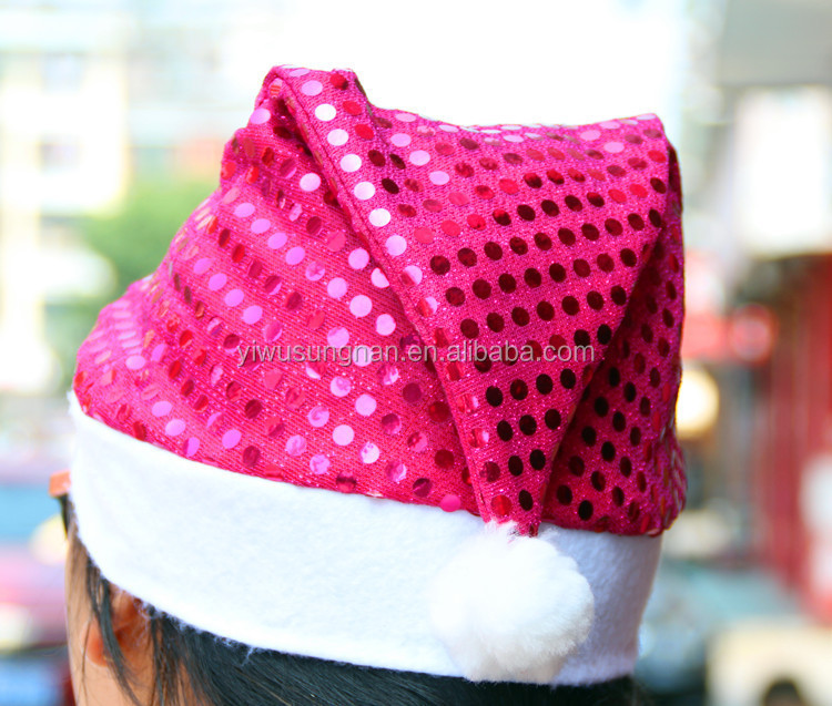 new design christmas decoration christmas hats