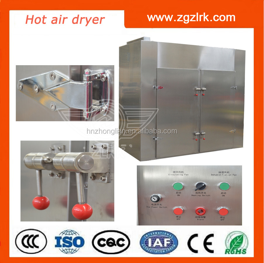 China supplier drying chamber equipment for drying fruits and vegetables