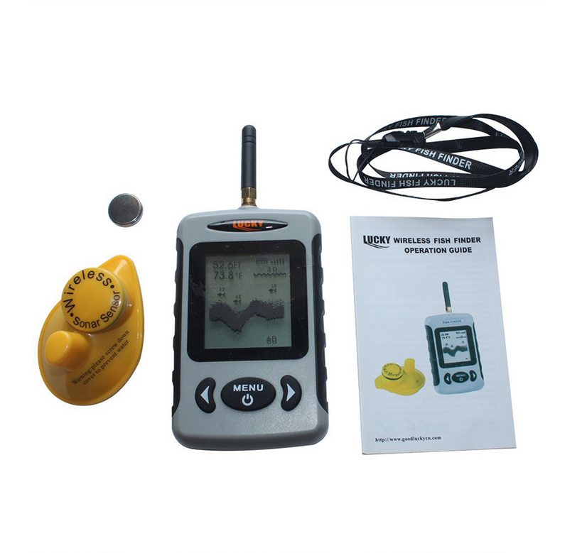 40M Professional Fish Finder Underwater Fishing Camera