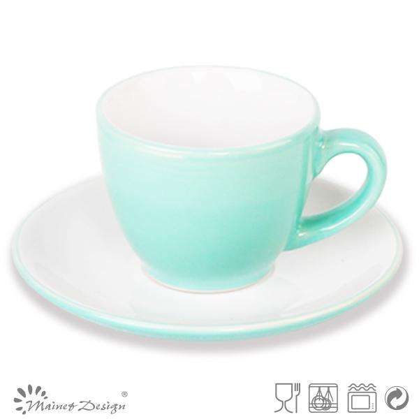 Proveedor chino estampado de t de cer mica taza y for Proveedores de ceramica