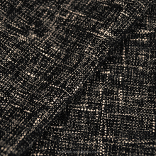 Canada home textile classical design black color plain heavy upholstery fabric for antique furniture